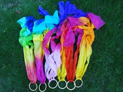 Hand kite runners