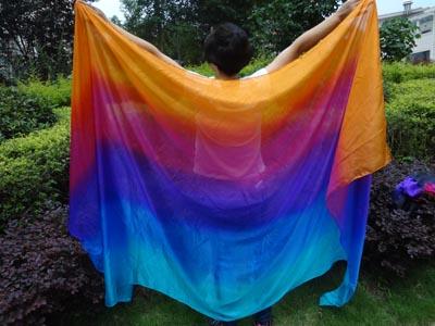 turquoise+blue+ purple+pink+orange