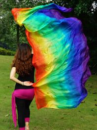 Tie-dye Stripes